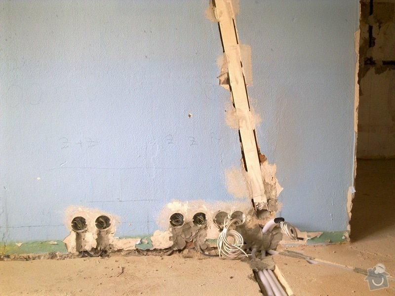 Rekonstrukce ELEKTROINSTALACE a slaboproudu: 17042012592