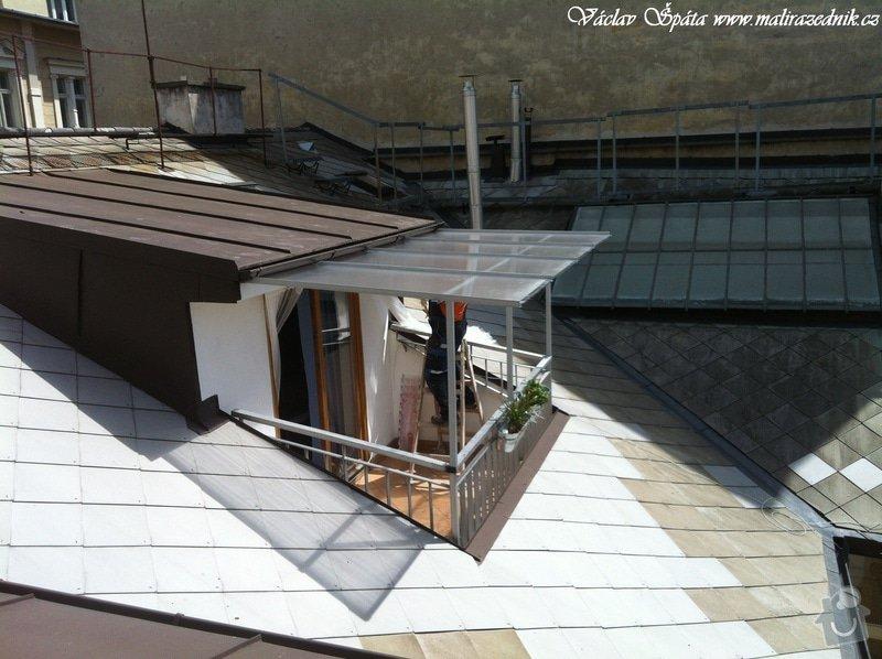 Výroba a montáž zastřešení terasy: IMG_0965