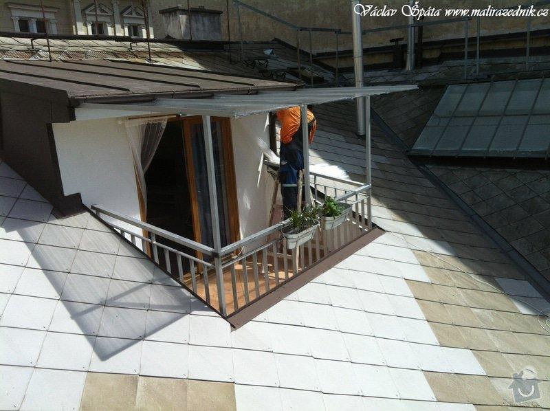 Výroba a montáž zastřešení terasy: IMG_0966
