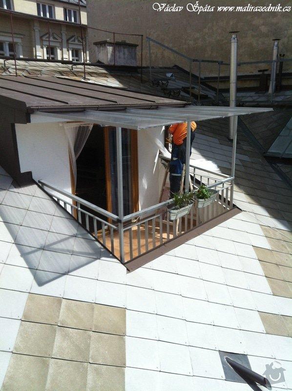 Výroba a montáž zastřešení terasy: IMG_0967