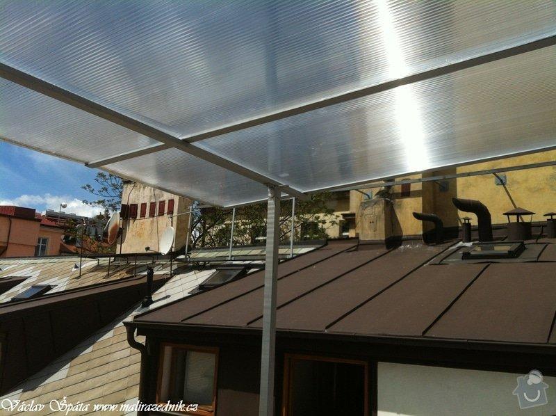Výroba a montáž zastřešení terasy: IMG_0969