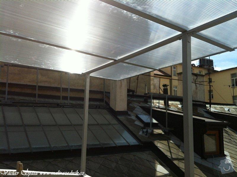 Výroba a montáž zastřešení terasy: IMG_0970