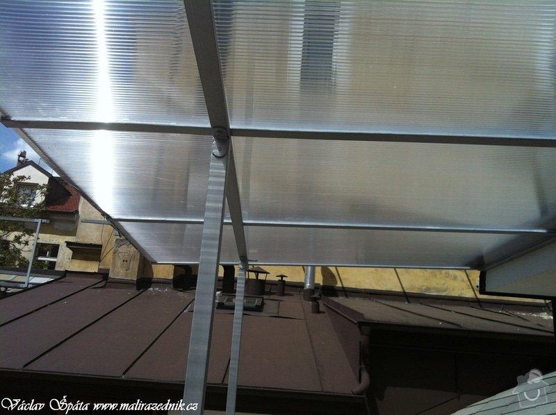 Výroba a montáž zastřešení terasy: IMG_0973