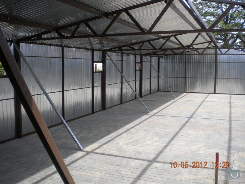 Plechová montovaná garáž: 6