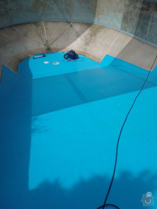Izolace bazénu manželů Trdých RD Podomí.: WP_000115