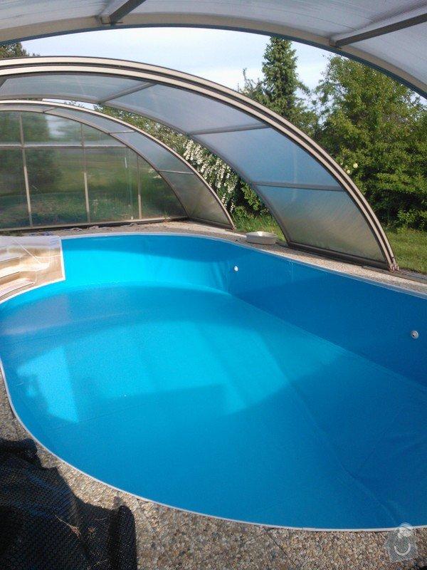 Izolace bazénu manželů Trdých RD Podomí.: WP_000120
