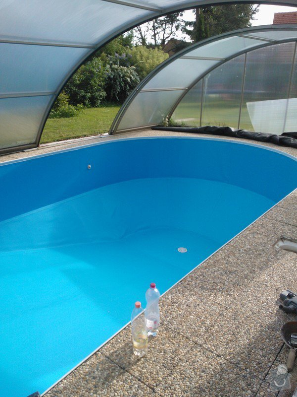 Izolace bazénu manželů Trdých RD Podomí.: WP_000122
