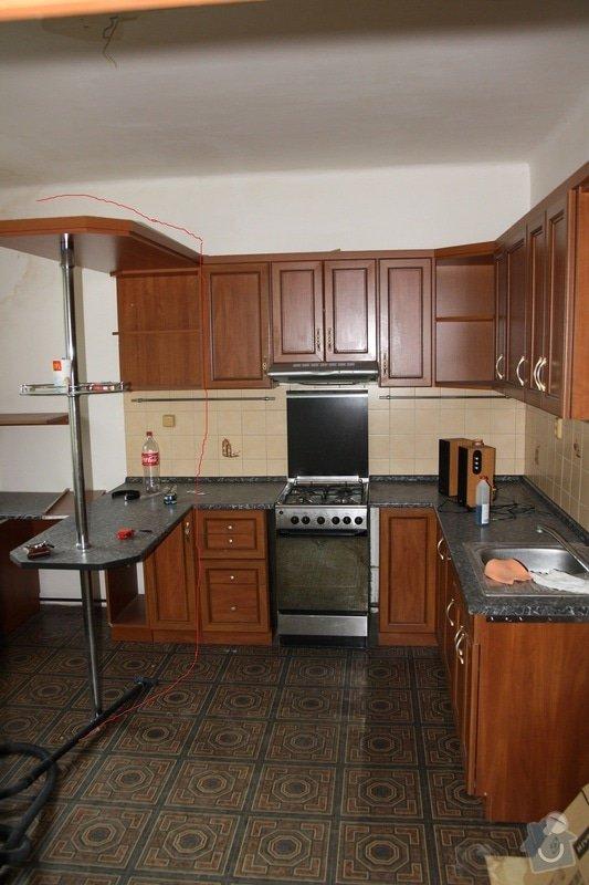 Úprava kuchyňské linky, její složení a rozložení: IMG_8882