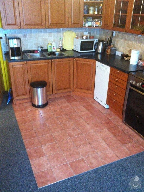 Prodloužení kuchyňské linky: obrazek