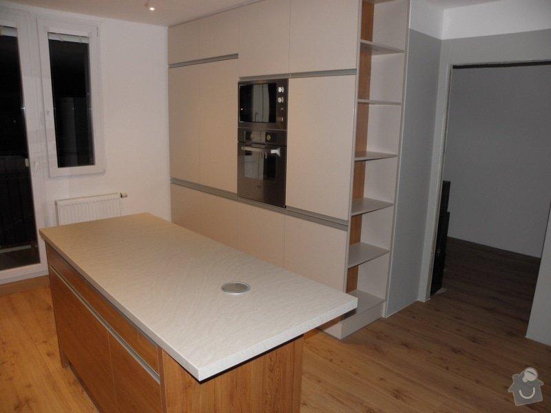 Rekonstrukce bytu, výroba kuchyňské linky: P5110373