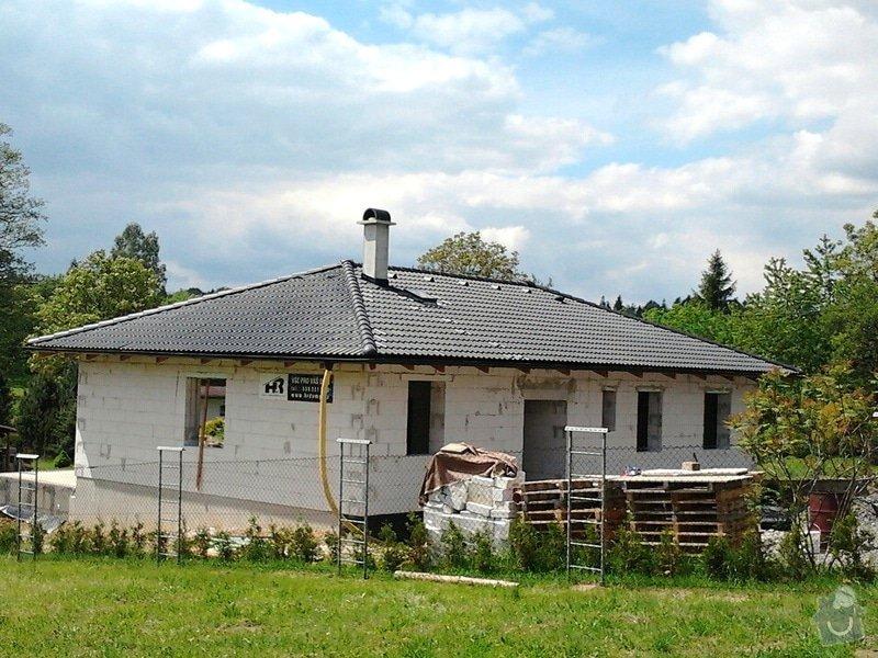 Pokrytí střechy taškou,180m2: KM_BETA1