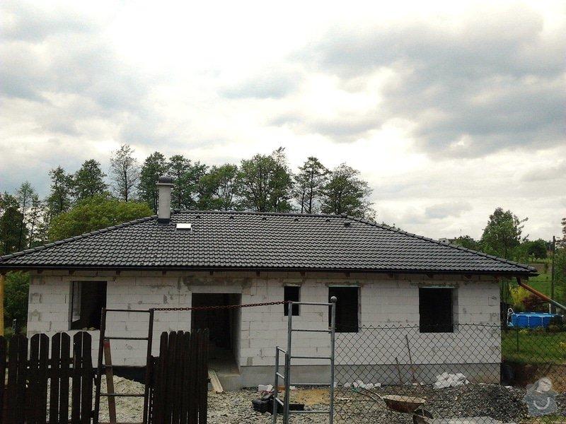 Pokrytí střechy taškou,180m2: KM_BETA2