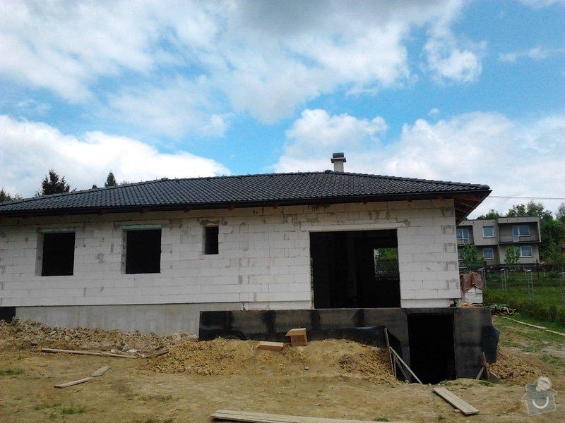 Pokrytí střechy taškou,180m2: KM_BETA