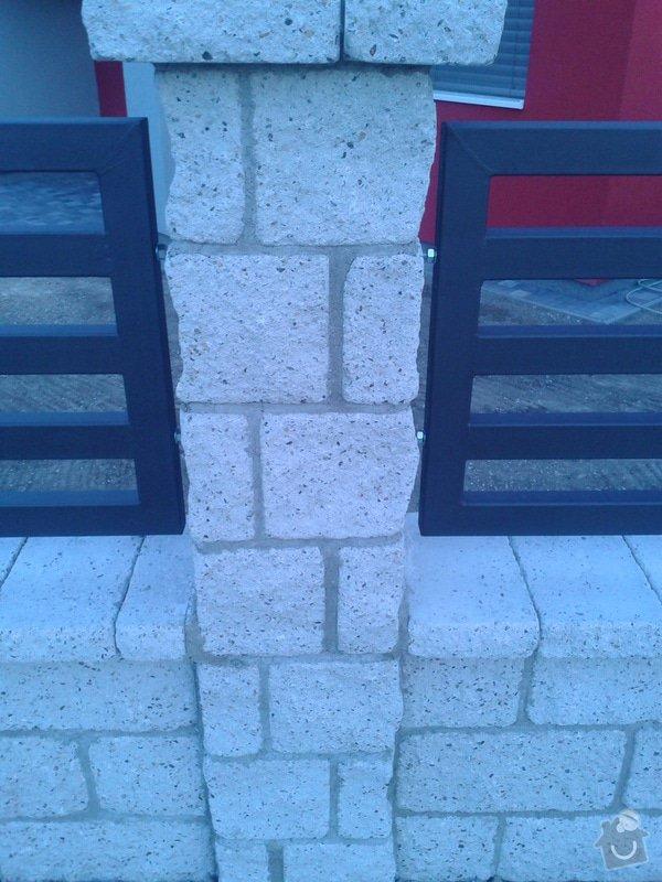 Výstavba plotu: Fotografie-0016