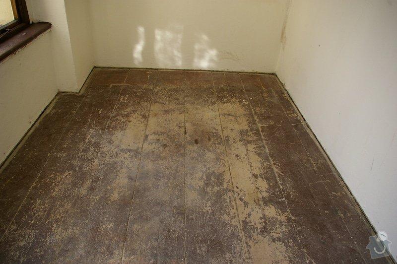 Renovace parket 80 m2: IMGP2455