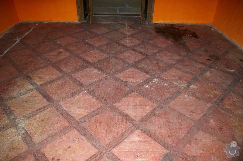 Renovace parket 80 m2: IMGP2426