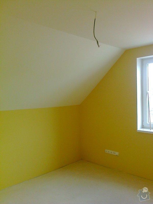 Malování rodiného domu: Fotografie0074
