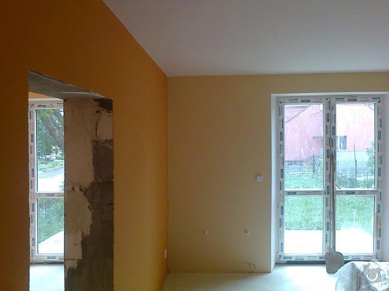 Malování rodiného domu: Fotografie0079