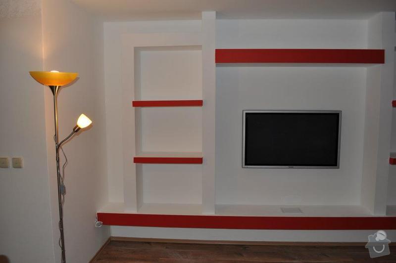 TV sádrokartonová stěna: 522106_390120177689134_345278645506621_1215929_1087057793_n