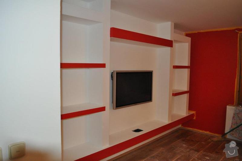 TV sádrokartonová stěna: 541346_390120101022475_345278645506621_1215926_509082730_n