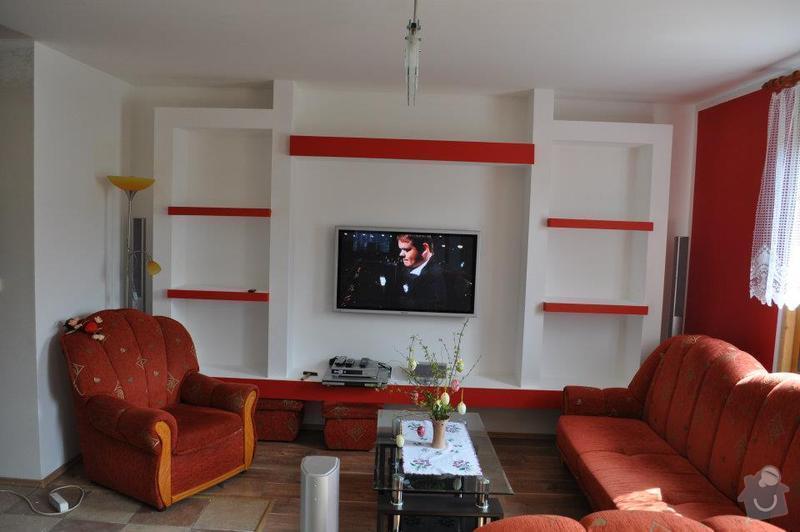 TV sádrokartonová stěna: 556250_390120264355792_345278645506621_1215933_1854218709_n
