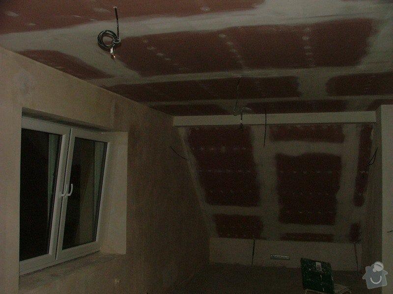 SDK konstrukce při rekonstrukci RD v Jesenici: DSCF0284