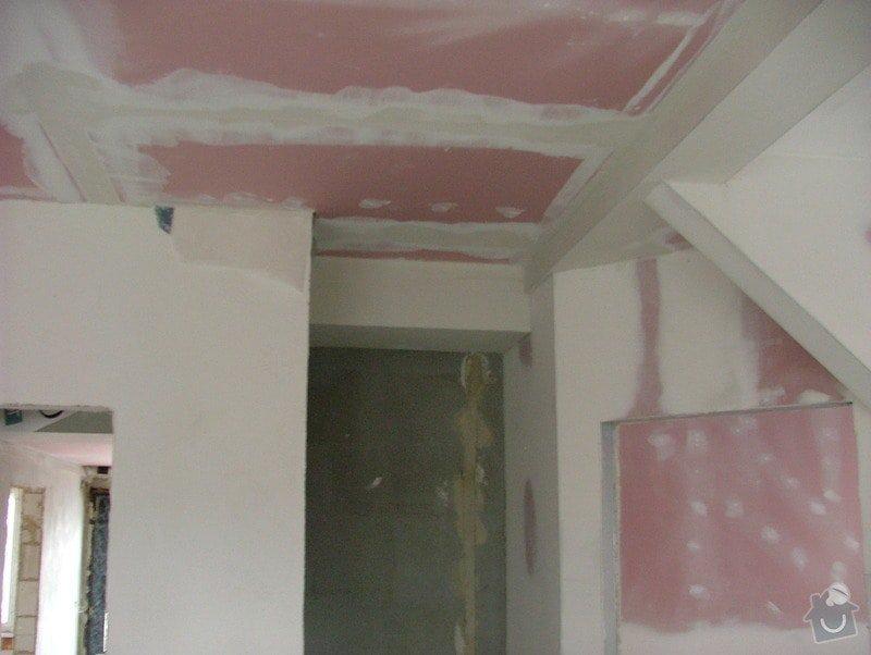 SDK konstrukce při rekonstrukci RD v Jesenici: DSCF2030