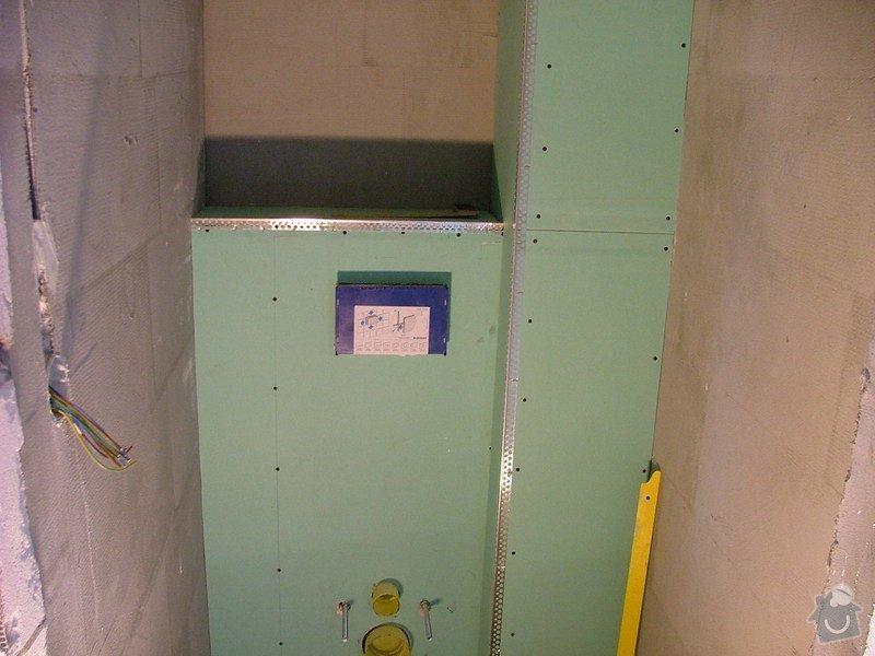 SDK konstrukce při rekonstrukci RD v Jesenici: DSCF2105