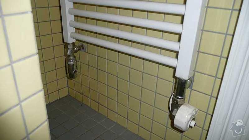 Vymena zebrikovych radiatoru 2ks: P1140732