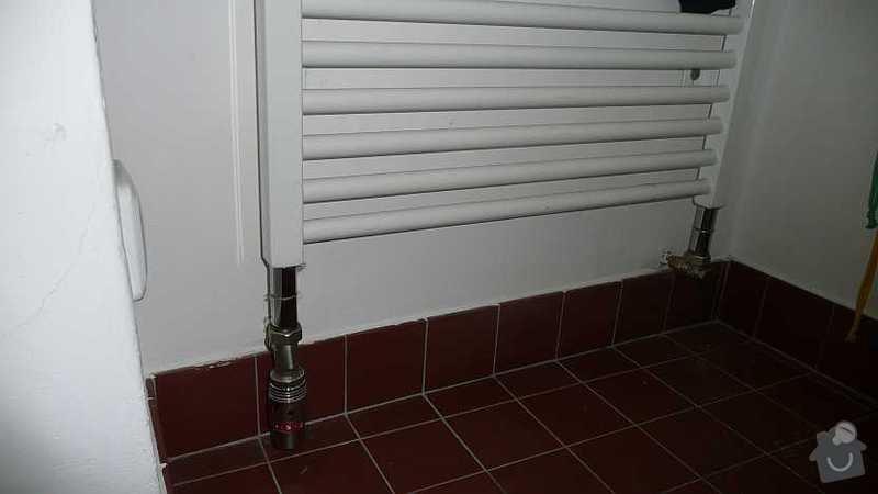 Vymena zebrikovych radiatoru 2ks: P1140733