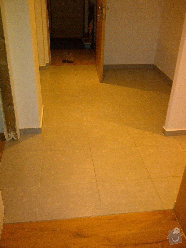 Rekonstrukce bytu, výroba kuchyňské linky: IMG-20120512-01229