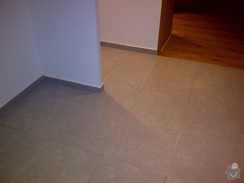 Rekonstrukce bytu, výroba kuchyňské linky: IMG-20120512-01231