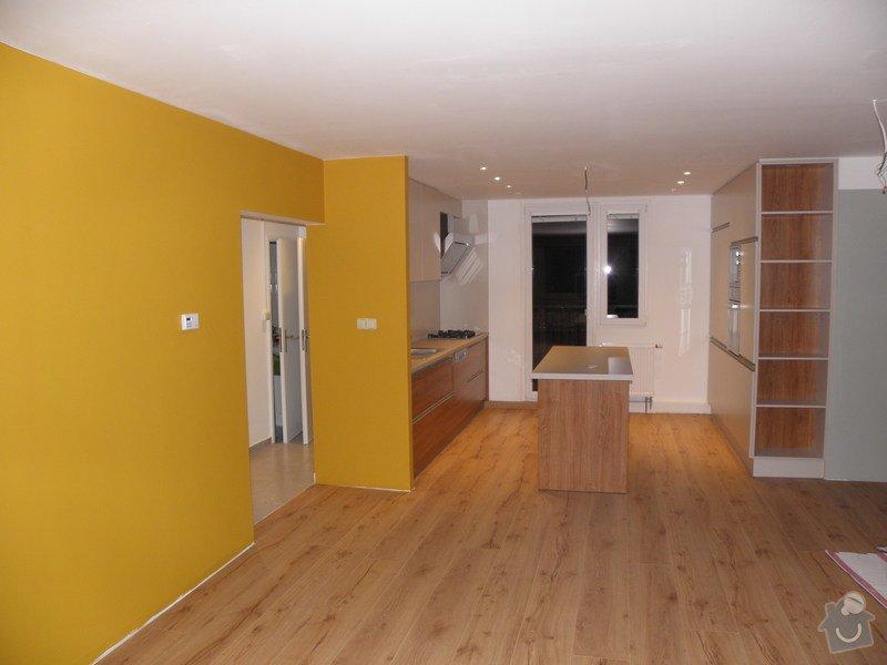 Rekonstrukce bytu, výroba kuchyňské linky: P5110377