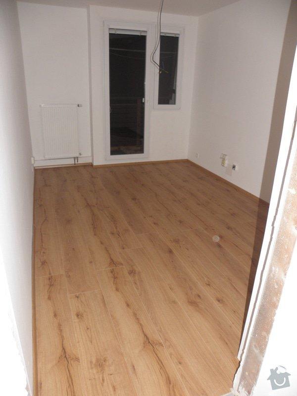 Rekonstrukce bytu, výroba kuchyňské linky: P5110383