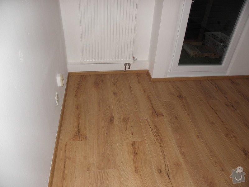 Rekonstrukce bytu, výroba kuchyňské linky: P5110384