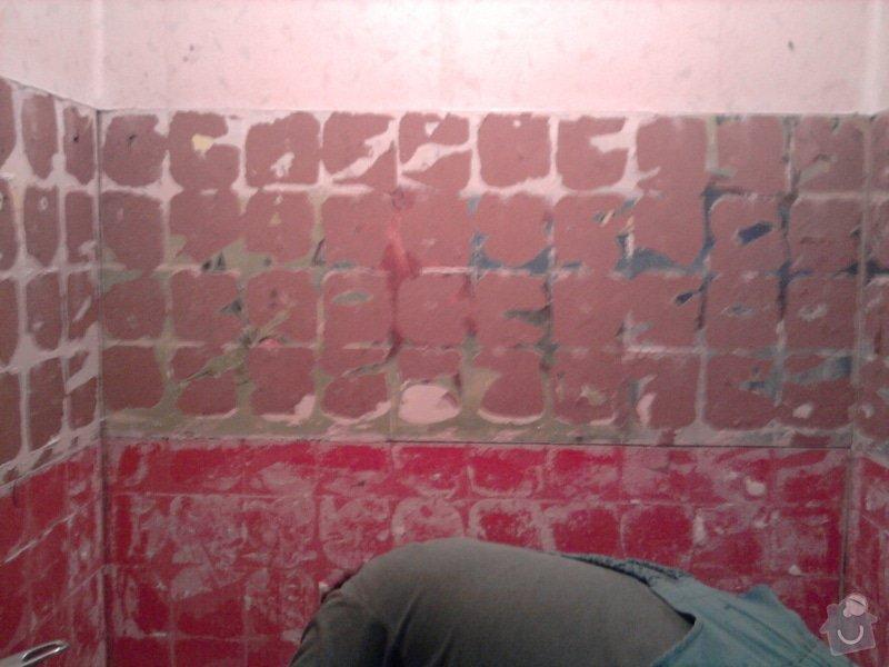 Rekonstrukce bytového jádra, kuchyně, koupelny a toalety.: Fotografie2212