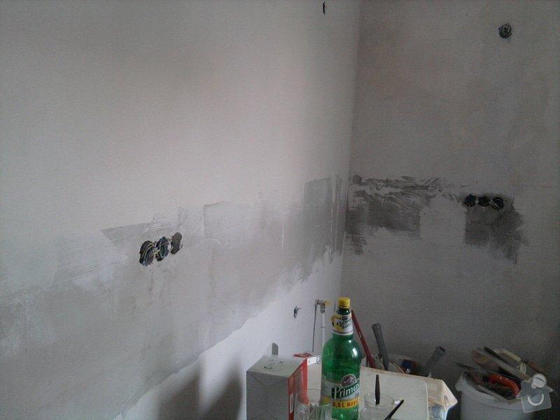 Rekonstrukce bytového jádra, kuchyně, koupelny a toalety.: Fotografie2316