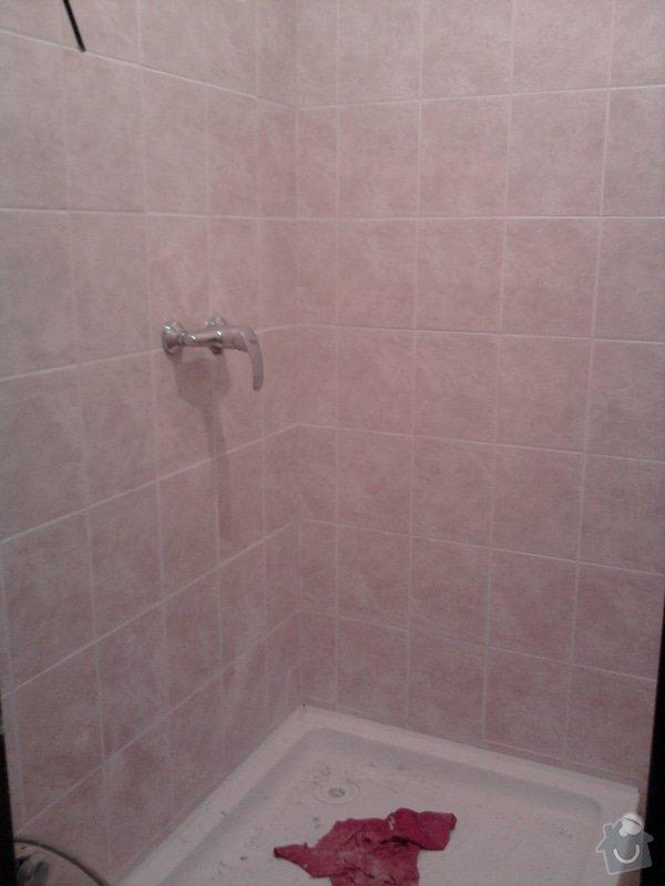 Rekonstrukce bytového jádra, kuchyně, koupelny a toalety.: Fotografie2319