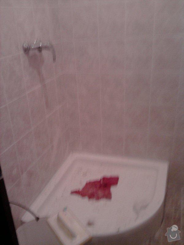 Rekonstrukce bytového jádra, kuchyně, koupelny a toalety.: Fotografie2320