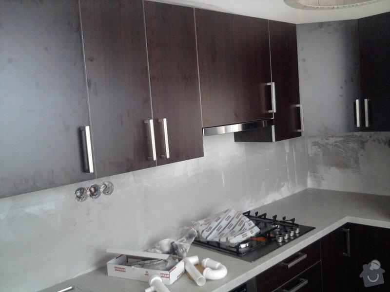 Rekonstrukce bytového jádra, kuchyně, koupelny a toalety.: Fotografie2337