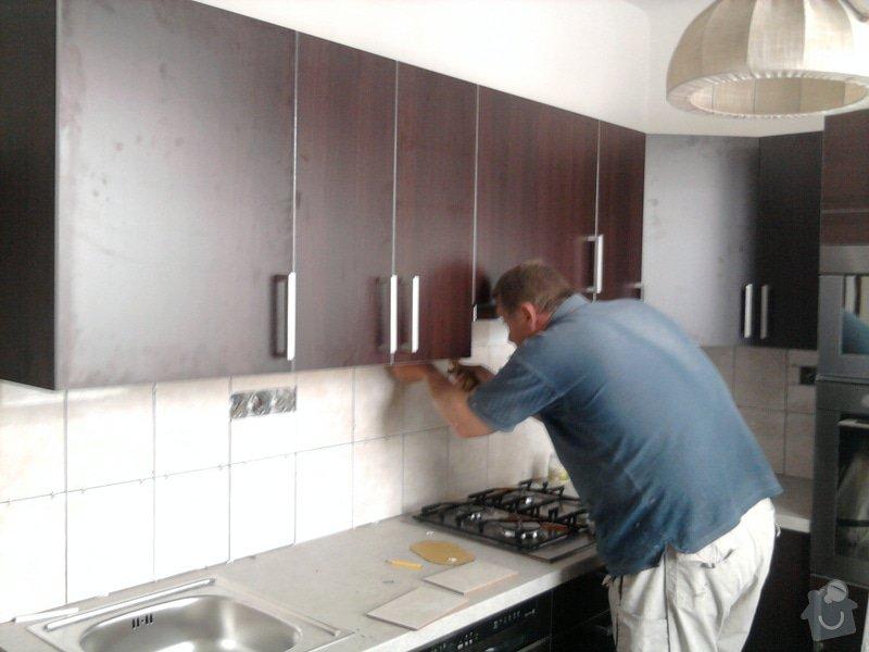 Rekonstrukce bytového jádra, kuchyně, koupelny a toalety.: Fotografie2338