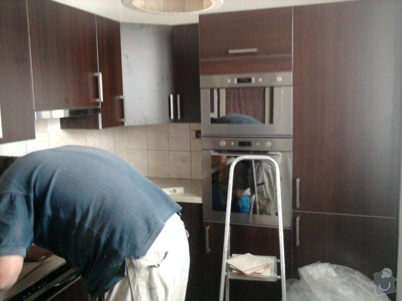 Rekonstrukce bytového jádra, kuchyně, koupelny a toalety.: Fotografie2339