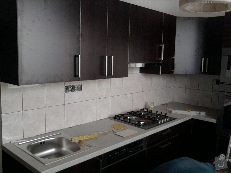 Rekonstrukce bytového jádra, kuchyně, koupelny a toalety.: Fotografie2340