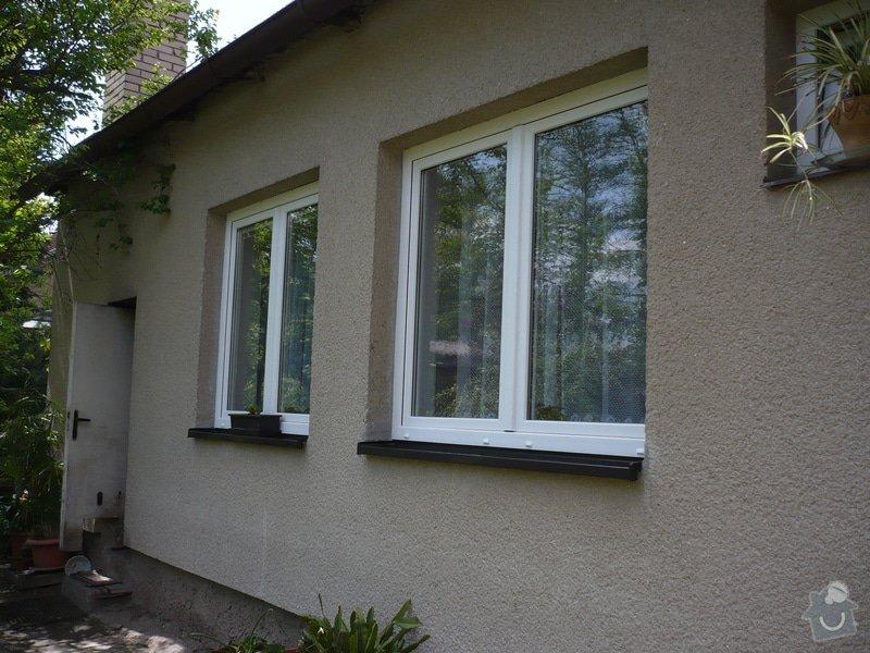 Výměna oken: Klucov_RD_1