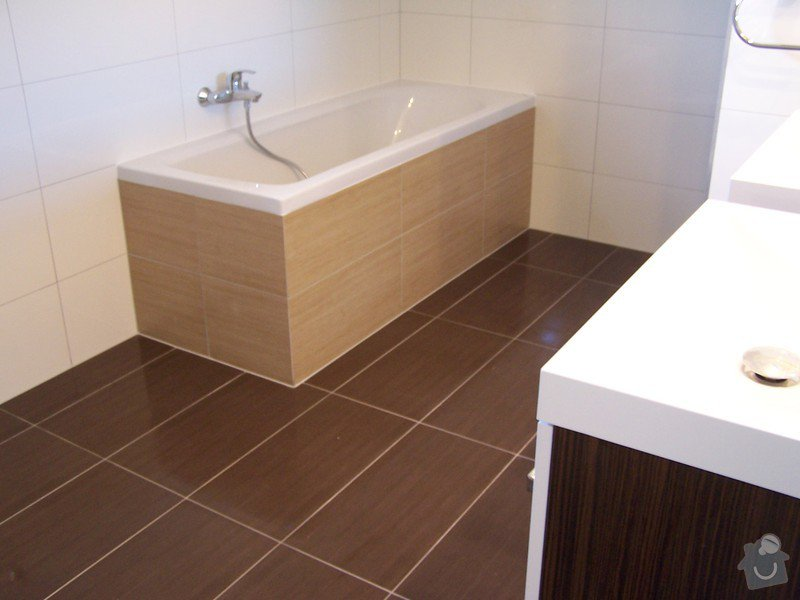 Montáž nové koupelny a WC: 100_4545