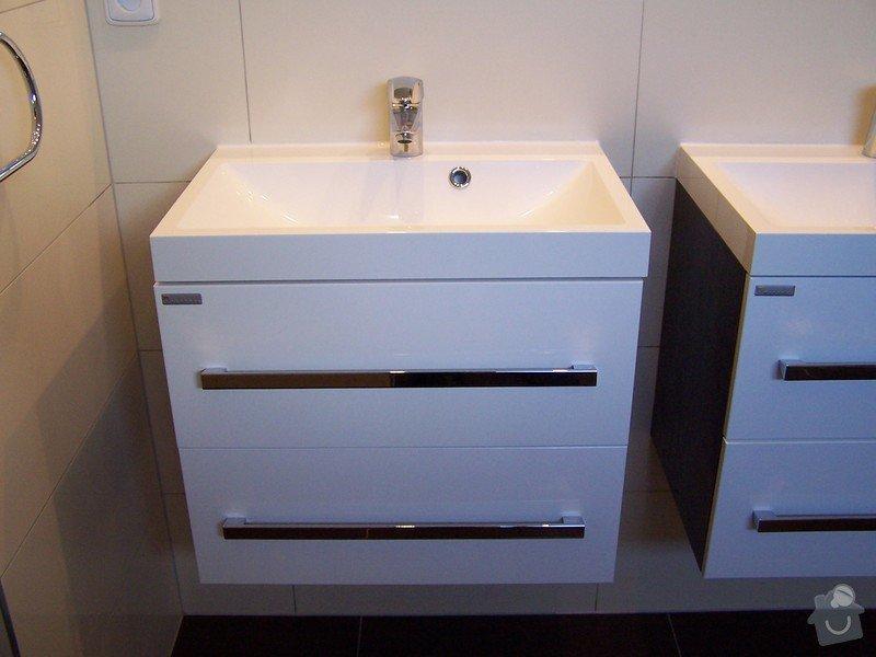 Montáž nové koupelny a WC: 100_4550