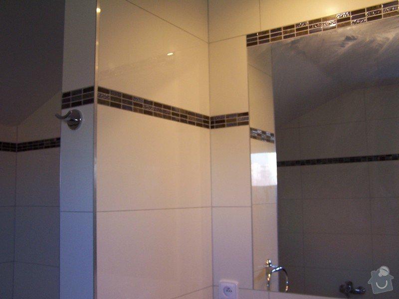 Montáž nové koupelny a WC: 100_4552