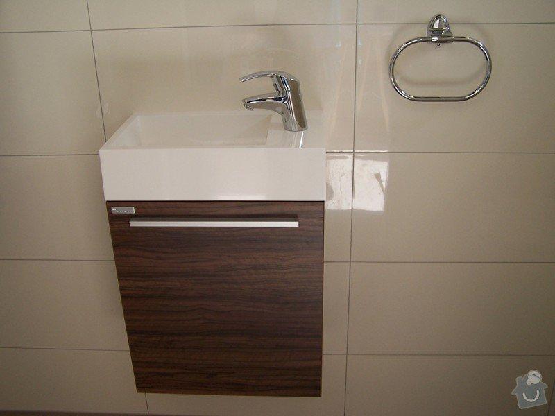 Montáž nové koupelny a WC: 100_4557