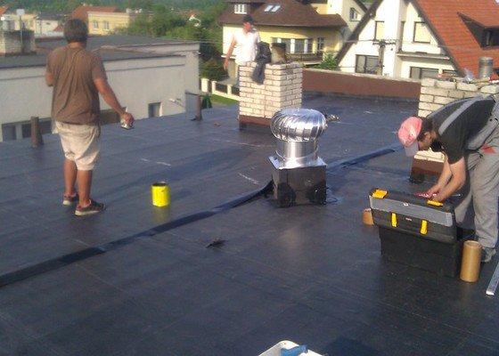 CLIMATIZER PLUS do dutiny dvouplášťové střechy