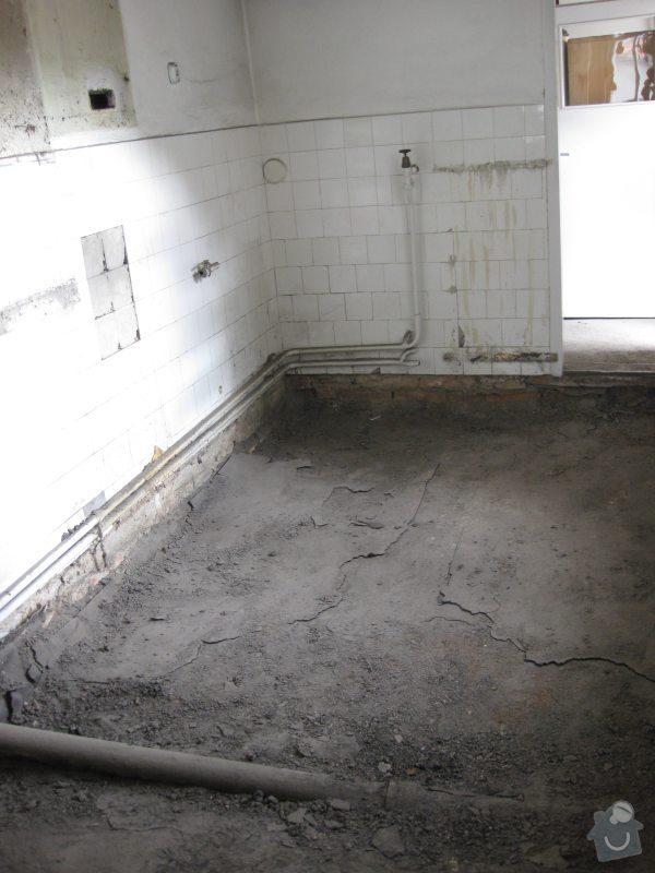 Podkladni beton - rekonstrukce dvou mistnosti prizemi 27m2: IMG_5352